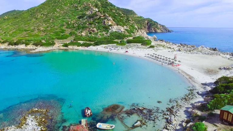 Villasimius, la Sardegna che ti sorprende ! - Dario ...