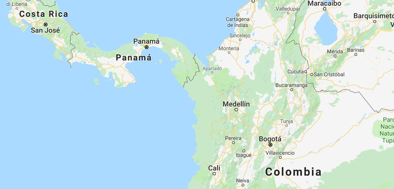 mappa_colombia_panama